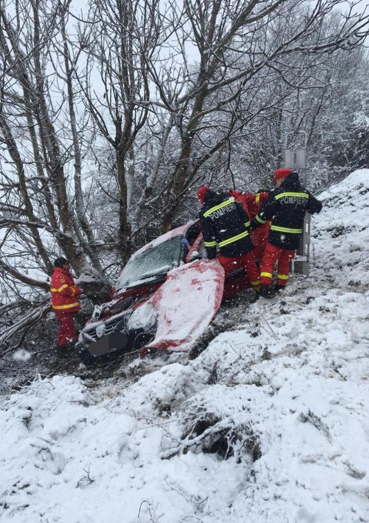 Accident rutier între Cornățel și Nocrich, un bărbat a decedat