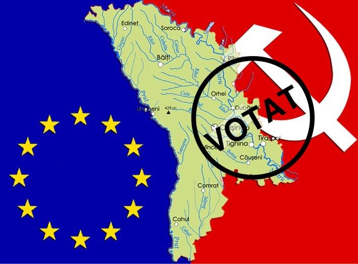 Republica Moldova face încă un pas spre Rusia, după alegerile din 24 februarie
