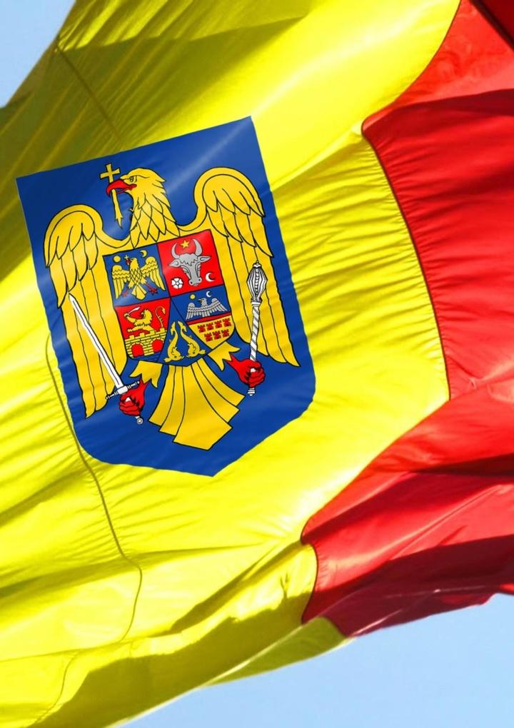Tricolorul interzis în România! Bucureștiule mai ești acolo?