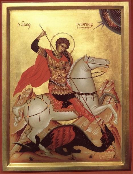 Credințe și superstiții de ziua Sfântului Mare Mucenic Gheorghe