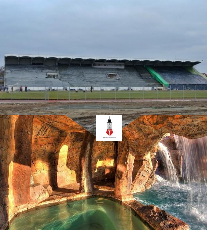 Sibiul va avea primul Aqua Park subteran din lume, construit sub Stadionul Municipal