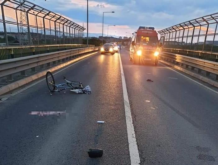 Poliția solicită sprijin pentru identificarea șoferului care a omorât un biciclist