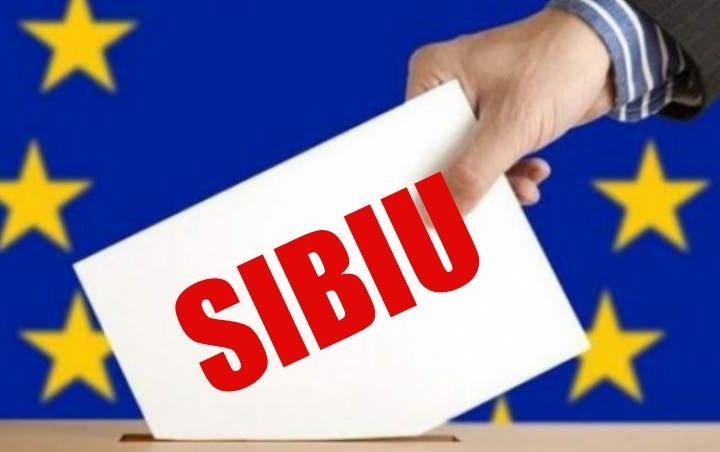 Prezența la vot în județul Sibiu la ora 18