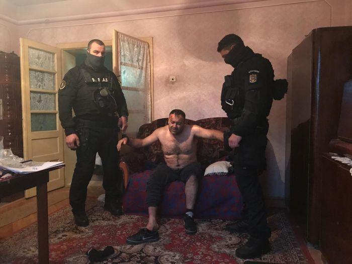 Ucigașul polițistului din Timiș a fost capturat în această dimineață