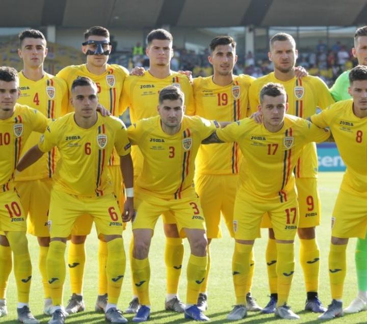 Englezii îi ironizează pe tricolorii U21