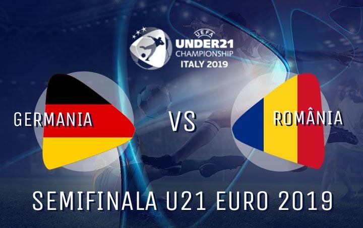 Arma secretă a germanilor în meciul cu România