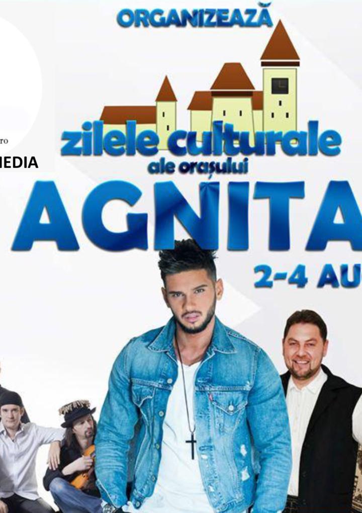 Weekendul acesta se petrece în Agnita!