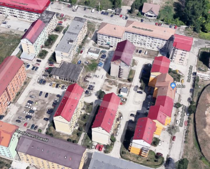 Zona de blocuri  dintre străzile Henri Coandă și Oțelarilor va intra în reabilitare