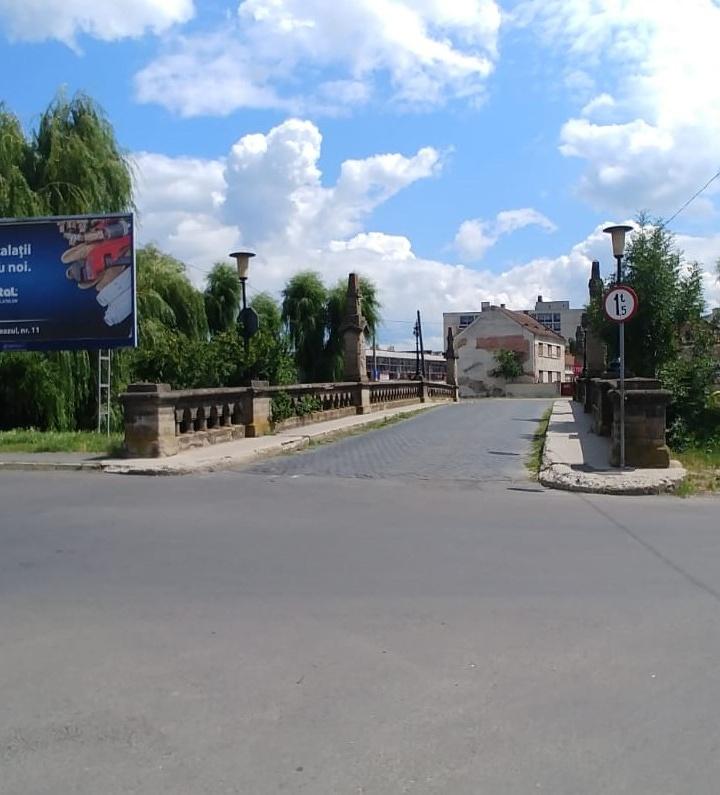 Podul de Piatră de peste Cibin va intra în reparații capitale