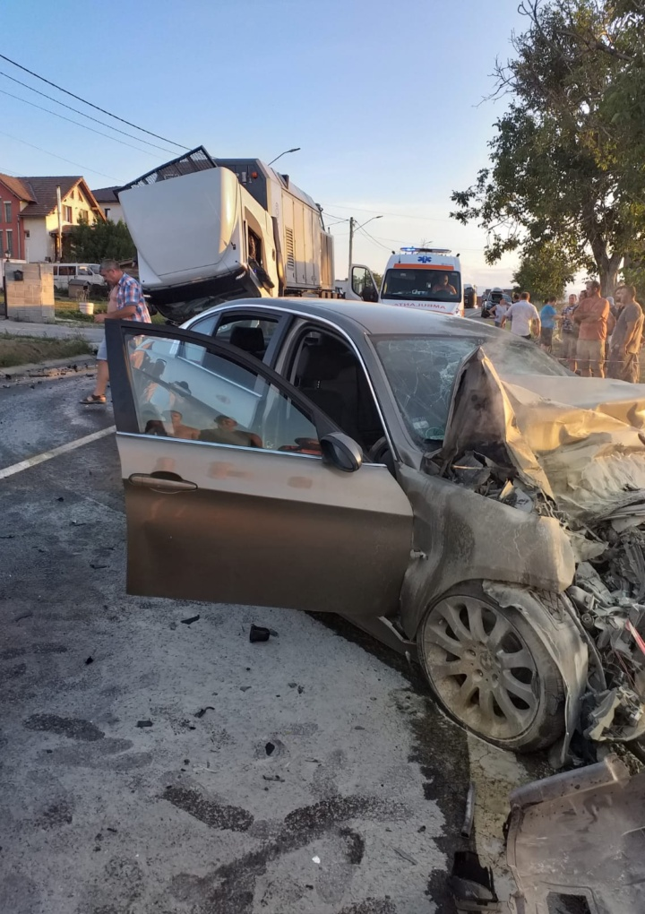 Accident mortal în Șura Mare