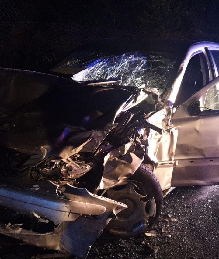 Accident cu 6 victime încarcerate, pe Valea Oltului