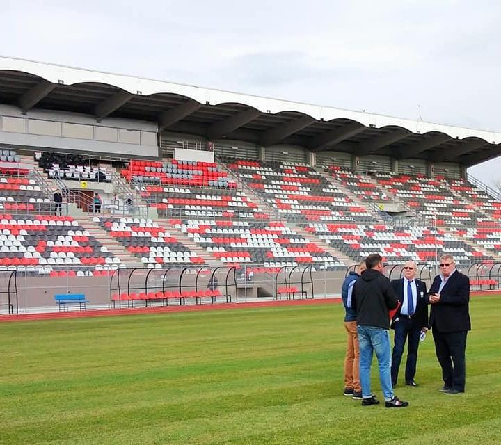 Stadionul lui FC Hermannstadt a fost omologat