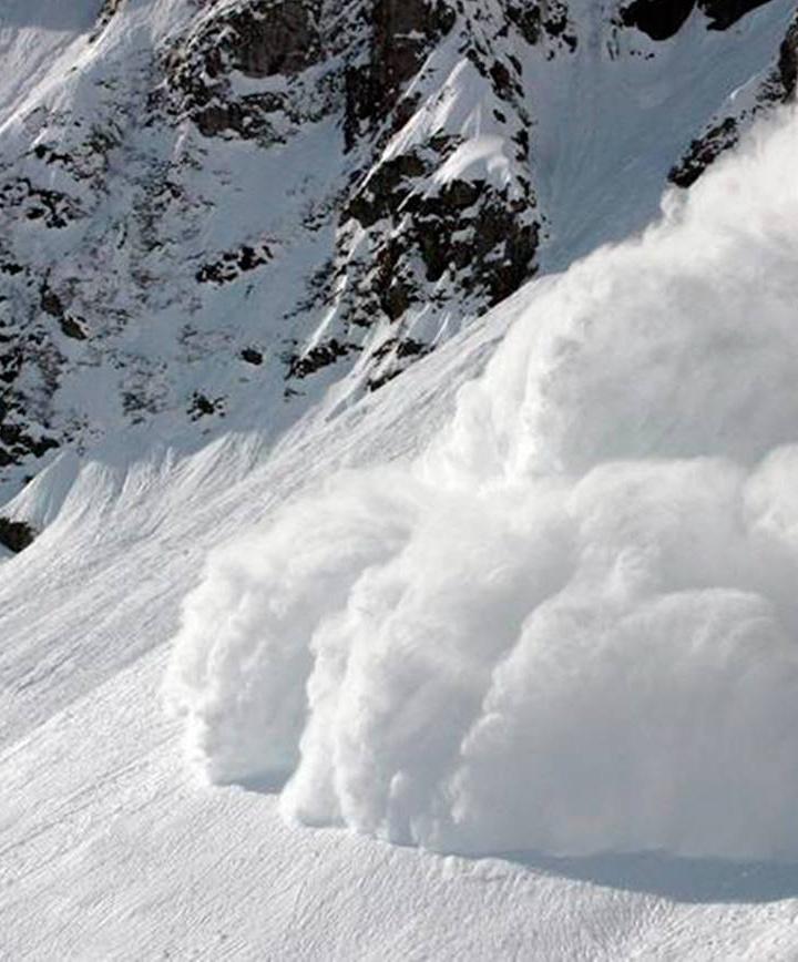 Risc major de avalanșă in munții Făgăraș
